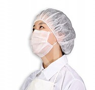 (20 g) 일회용 부직포 헤드캡(머리망) 일반형 100개입