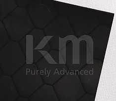 CONDUCTIVE PVC SHEET 정전기 방지 보호시트 (벌집무늬 블랙)