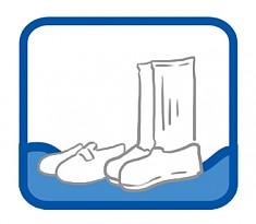 방진의류 세탁-방진화/부츠