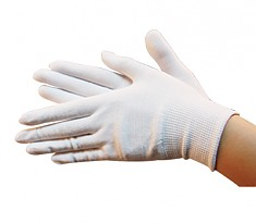 ANTI-barteria glove(nylon glove) 나일론 식품용 속장갑