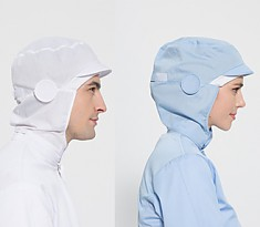 45수 턱덮개 마스크걸이 위생모*평균납기 3~4일