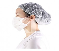 (14 g) 일회용 부직포 헤드캡(머리망) (일반형)