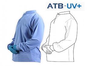 UVM 흡한속건 긴팔 위생 티셔츠 *평균납기 3~4일